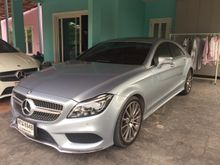 2014 Mercedes-Benz CLS250 CDI W218 (ปี 11-16) Exclusive 2.1 AT Coupe