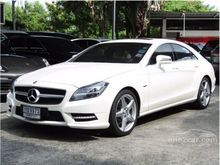 2013 Mercedes-Benz CLS250 CDI W218 (ปี 11-16) Exclusive 2.1 AT Coupe