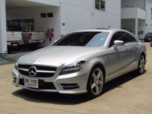 2012 Mercedes-Benz CLS250 CDI W218 (ปี 11-16) Exclusive 2.1 AT Coupe