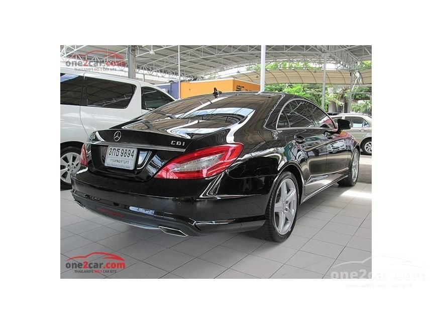 2014 Mercedes-Benz CLS250 CDI Exclusive Coupe