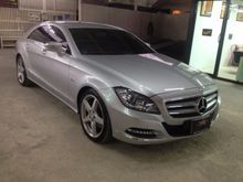 2011 Mercedes-Benz CLS250 CDI W218 (ปี 11-16) Exclusive 2.1 AT Coupe