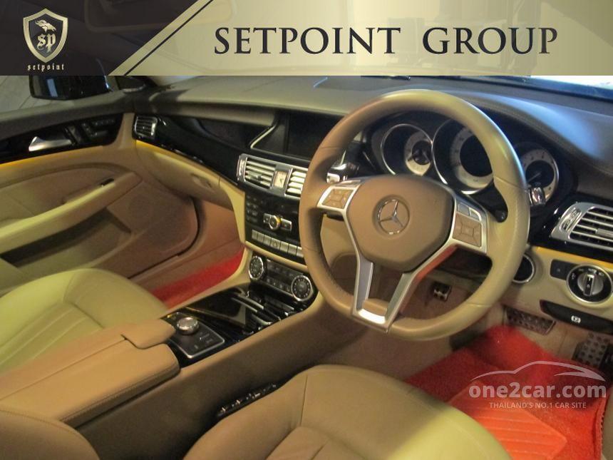 2011 Mercedes-Benz CLS350 Sedan
