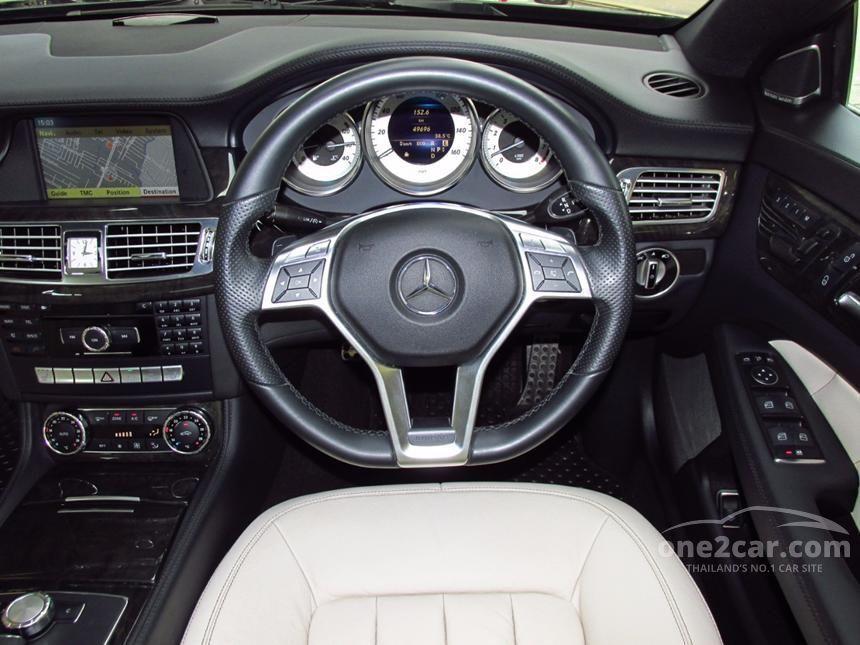 2012 Mercedes-Benz CLS350 Sedan