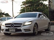2011 Mercedes-Benz CLS350 BlueEFFICIENCY W218 (ปี 11-16) 3.5 AT Sedan