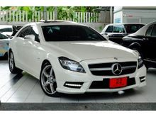 2012 Mercedes-Benz CLS 350 CDI W218 (ปี 11-16) 3.0 AT Sedan
