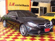 2016 Mercedes-Benz E200 W207 (ปี 10-16) AMG  Dynamic 2.0 AT Cabriolet