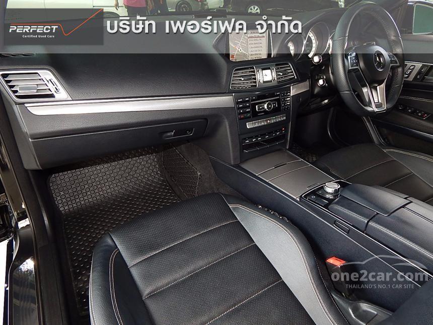 2016 Mercedes-Benz E200 AMG  Dynamic Cabriolet