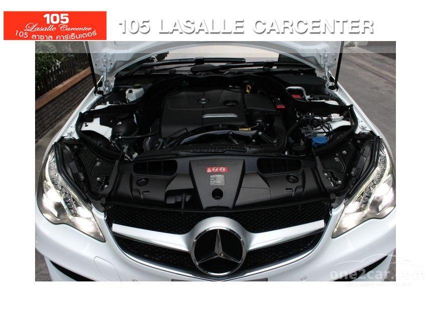 2014 Mercedes-Benz E200 AMG  Dynamic Coupe