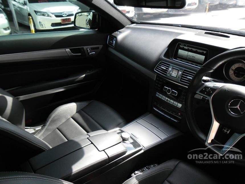 2015 Mercedes-Benz E200 AMG  Dynamic Coupe