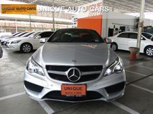 2014 Mercedes-Benz E200 W207 (ปี 10-16) AMG  Dynamic 2.0 AT Coupe