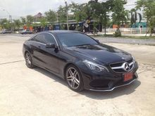 2016 Mercedes-Benz E200 W207 (ปี 10-16) AMG  Dynamic 2.0 AT Coupe