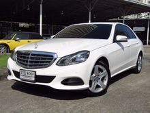 2014 Mercedes-Benz E200 W212 (ปี 10-16) Avantgarde 2.0 AT Sedan