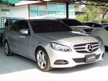 2015 Mercedes-Benz E200 W212 (ปี 10-16) Avantgarde 2.0 AT Sedan