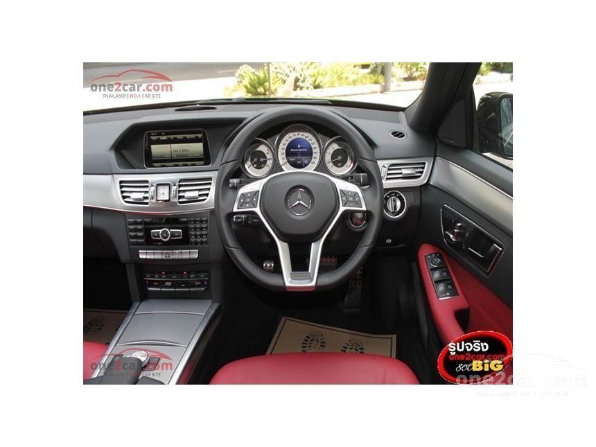 2016 Mercedes-Benz E200 Avantgarde Sedan