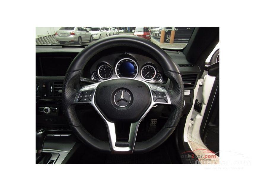 2013 Mercedes-Benz E200 Coupe