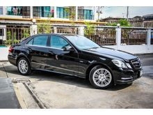 2013 Mercedes-Benz E200 BlueEFFICIENCY W212 (ปี 10-16) Elegance 1.8 AT Coupe