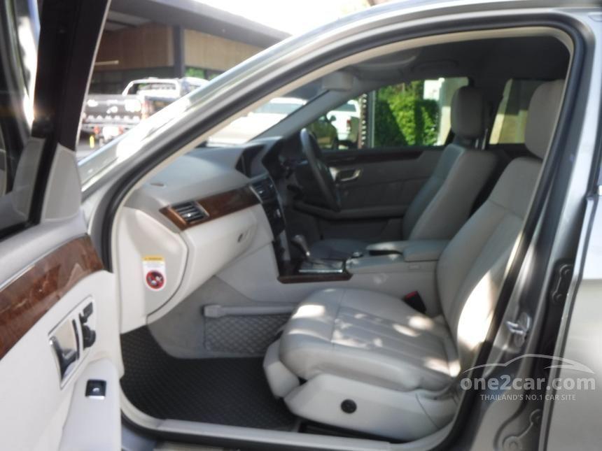 2012 Mercedes-Benz E200 Elegance Coupe