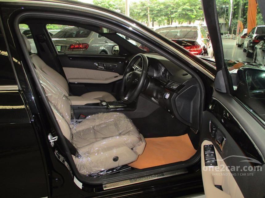 2012 Mercedes-Benz E200 Executive Sedan