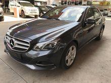 2015 Mercedes-Benz E200 CDI BlueEFFICIENCY W212 (ปี 10-16) 2.1 AT Sedan
