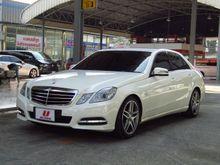 2012 Mercedes-Benz E200 CGI BlueEFFICIENCY W212 (ปี 10-16) Avantgarde 1.8 AT Sedan