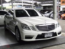 2012 Mercedes-Benz E200 CGI BlueEFFICIENCY W212 (ปี 10-16) Avantgarde 1.8 AT Sedan