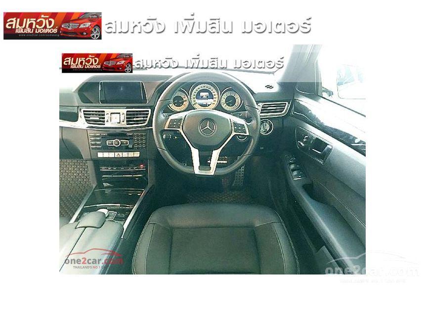 2014 Mercedes-Benz E200 CGI AMG Sedan