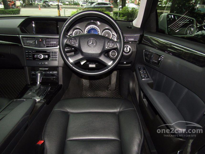 2012 Mercedes-Benz E200 CGI Avantgarde Sedan