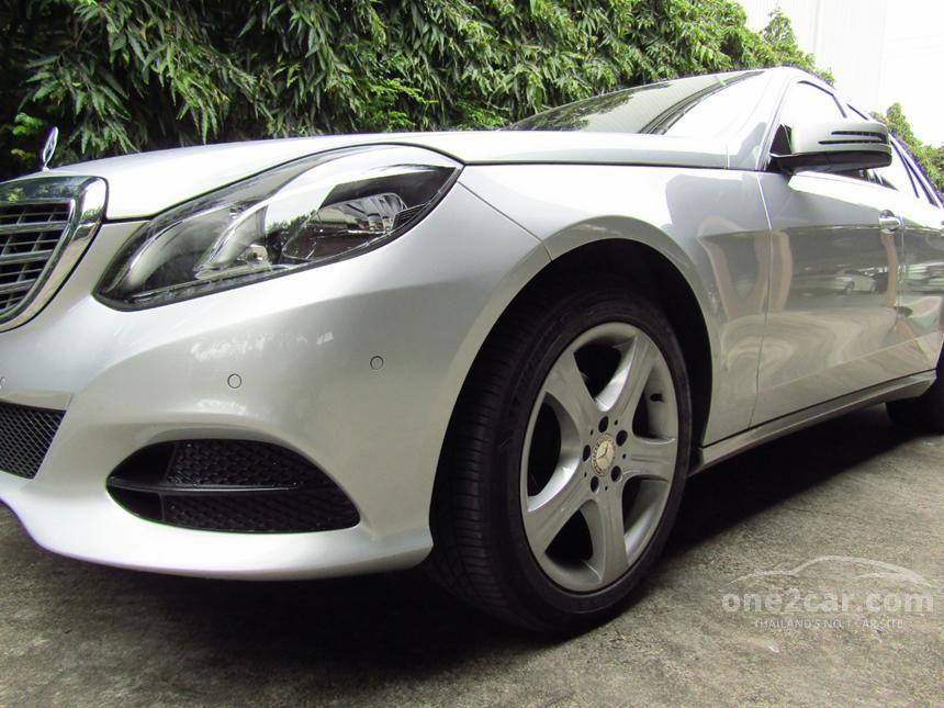 2014 Mercedes-Benz E200 CGI Sport Sedan