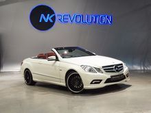 2011 Mercedes-Benz E200 CGI BlueEFFICIENCY W207 (ปี 10-16) 1.8 AT Convertible