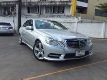 2012 Mercedes-Benz E200 CGI BlueEFFICIENCY W212 (ปี 10-16) Elegance 1.8 AT Sedan