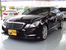 2012 Mercedes-Benz E200 CGI W212 (ปี 10-16) Elegance 1.8 AT Sedan