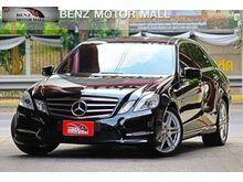 2013 Mercedes-Benz E200 CGI BlueEFFICIENCY W212 (ปี 10-16) 1.8 AT Sedan
