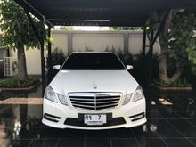 2012 Mercedes-Benz E200 CGI BlueEFFICIENCY W212 (ปี 10-16) 1.8 AT Sedan
