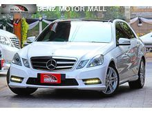 2013 Mercedes-Benz E200 CGI BlueEFFICIENCY W212 (ปี 10-16) 1.8 AT Sedan