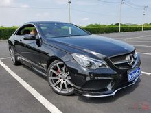 2015 Mercedes-Benz E200 CGI BlueEFFICIENCY W207 (ปี 10-16) Sport 1.8 AT Coupe