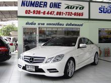2012 Mercedes-Benz E200 BlueEFFICIENCY W207 (ปี 10-16) 1.8 AT Coupe