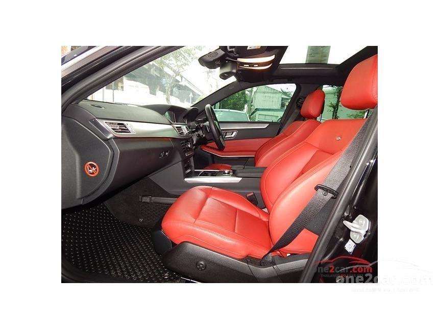 2015 Mercedes-Benz E200 Edition E Sedan