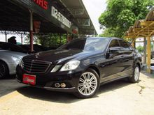2012 Mercedes-Benz E200 BlueEFFICIENCY W212 (ปี 10-16) Elegance 1.8 AT Coupe