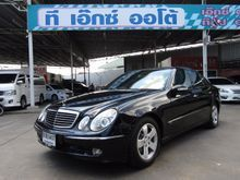 2004 Mercedes-Benz E200 W211 (ปี 03-09) Elegance 1.8 AT Wagon