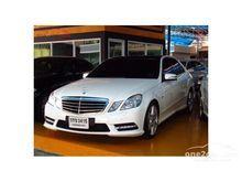 2012 Mercedes-Benz E200 BlueEFFICIENCY W212 (ปี 10-16) Executive 1.8 AT Sedan