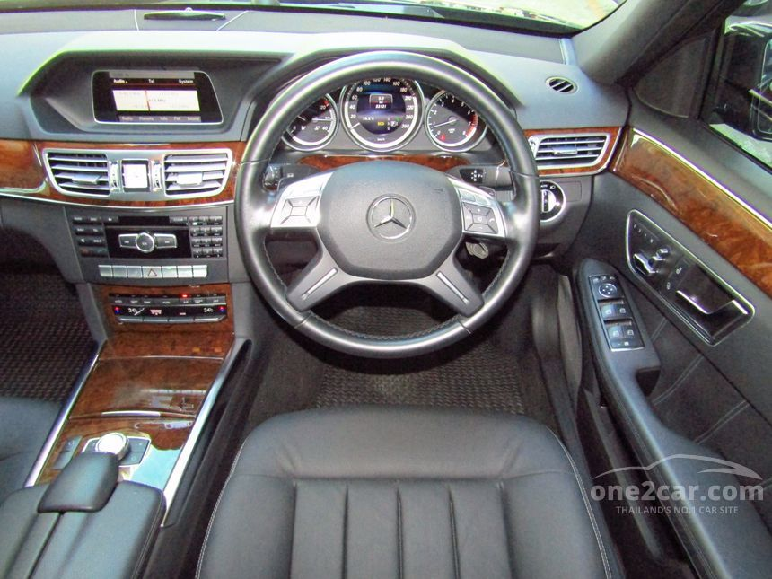 2013 Mercedes-Benz E200 Executive Sedan