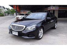 2014 Mercedes-Benz E200 W212 (ปี 10-16) Executive 2.0 AT Sedan