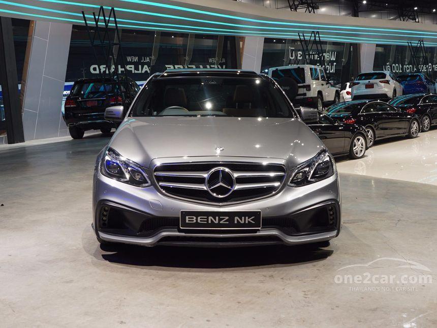 2015 Mercedes-Benz E200 Executive Sedan