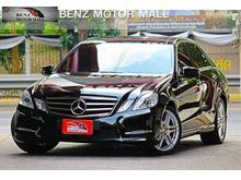 2013 Mercedes-Benz E200 BlueEFFICIENCY W212 (ปี 10-16) Executive 1.8 AT Sedan