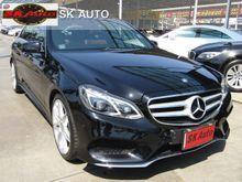 2013 Mercedes-Benz E200 W212 (ปี 10-16) Executive 2.0 AT Sedan