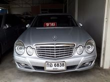 2008 Mercedes-Benz E200 Kompressor W211 (ปี 03-09) Avantgarde 1.8 AT Sedan