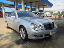 2010 Mercedes-Benz E200 Kompressor W211 (ปี 03-09) Avantgarde 1.8 AT Sedan