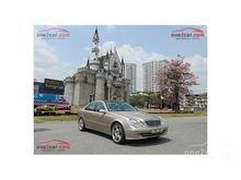2013 Mercedes-Benz E200 Kompressor W211 (ปี 03-09) Elegance 1.8 AT Sedan