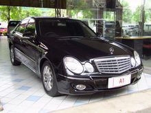 2009 Mercedes-Benz E200 Kompressor W211 (ปี 03-09) Elegance 1.8 AT Sedan