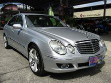 2007 Mercedes-Benz E200 Kompressor W211 (ปี 03-09) Elegance 1.8 AT Sedan